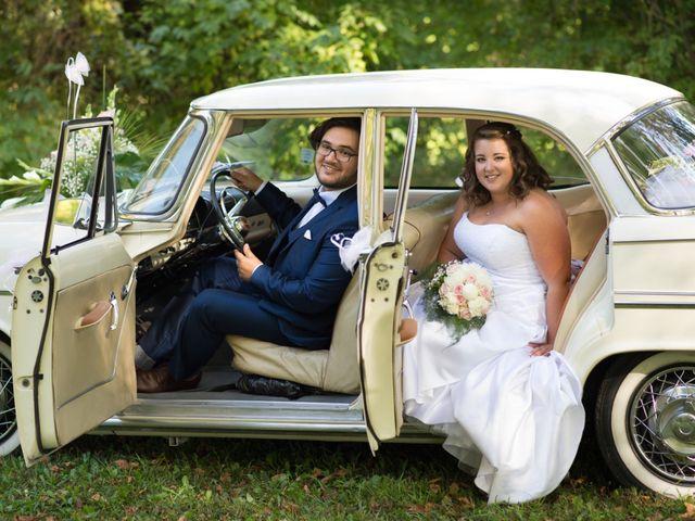 Le mariage de Raphael et Marion à Saint-Astier, Dordogne 34