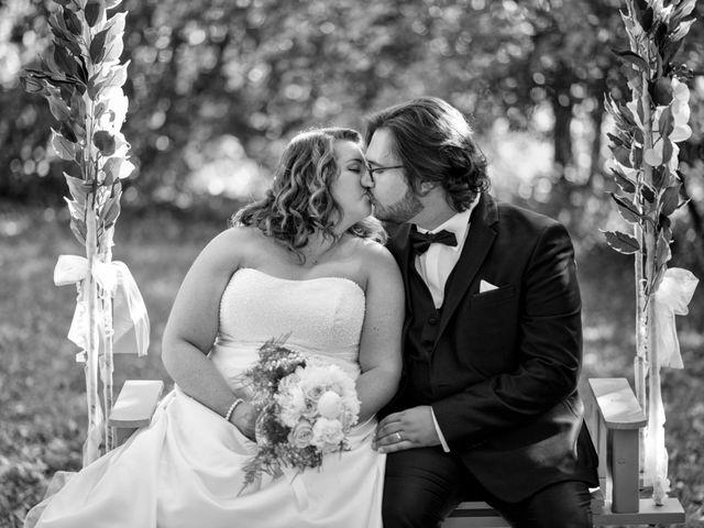 Le mariage de Raphael et Marion à Saint-Astier, Dordogne 41