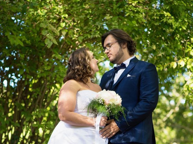 Le mariage de Raphael et Marion à Saint-Astier, Dordogne 43