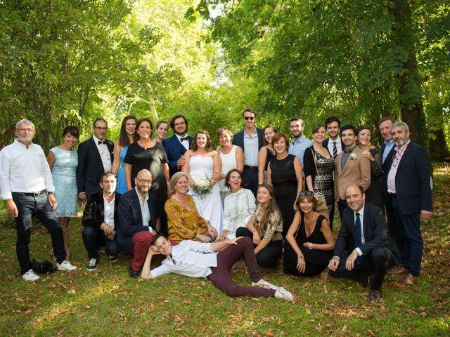 Le mariage de Raphael et Marion à Saint-Astier, Dordogne 46