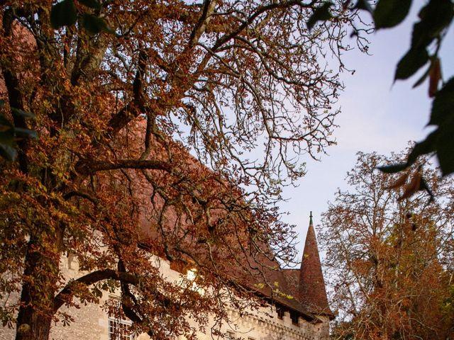 Le mariage de Raphael et Marion à Saint-Astier, Dordogne 52
