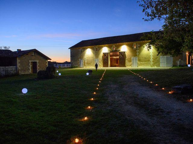 Le mariage de Raphael et Marion à Saint-Astier, Dordogne 54