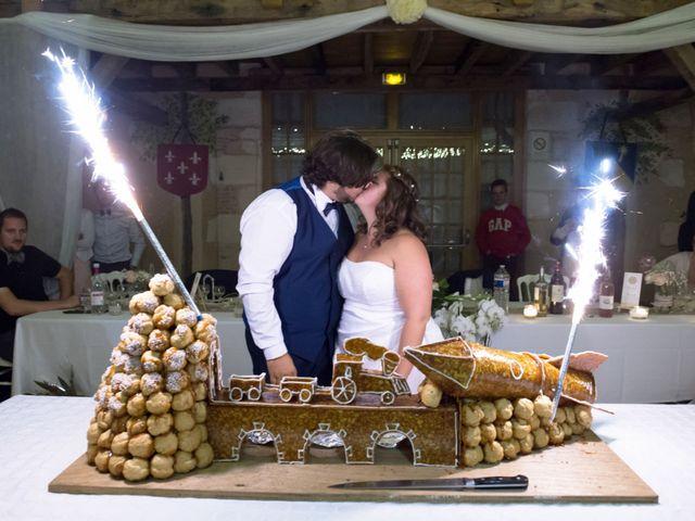 Le mariage de Raphael et Marion à Saint-Astier, Dordogne 57