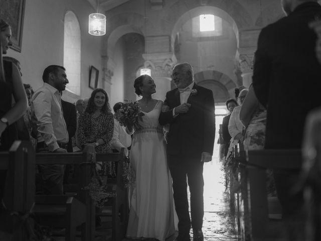 Le mariage de Alexandre et Emilie à Vonnas, Ain 1