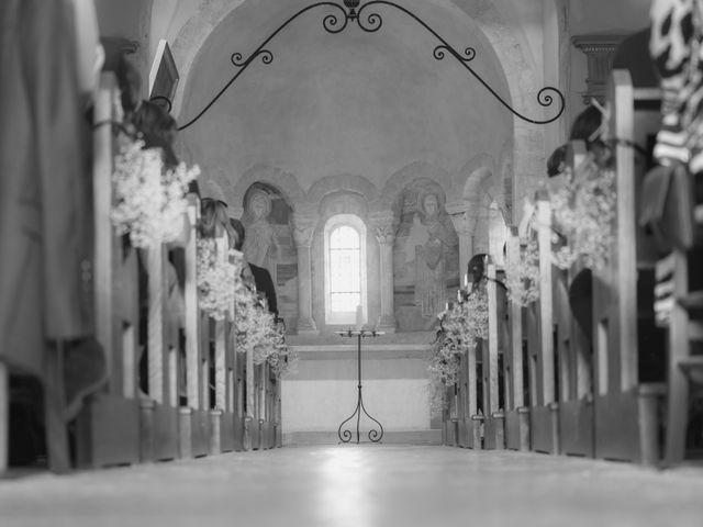 Le mariage de Alexandre et Emilie à Vonnas, Ain 9