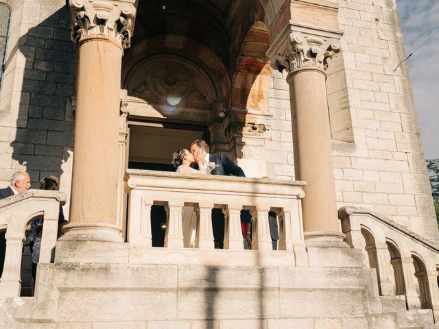 Le mariage de Alexandre et Emilie à Vonnas, Ain 13