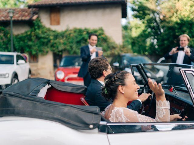 Le mariage de Alexandre et Emilie à Vonnas, Ain 15