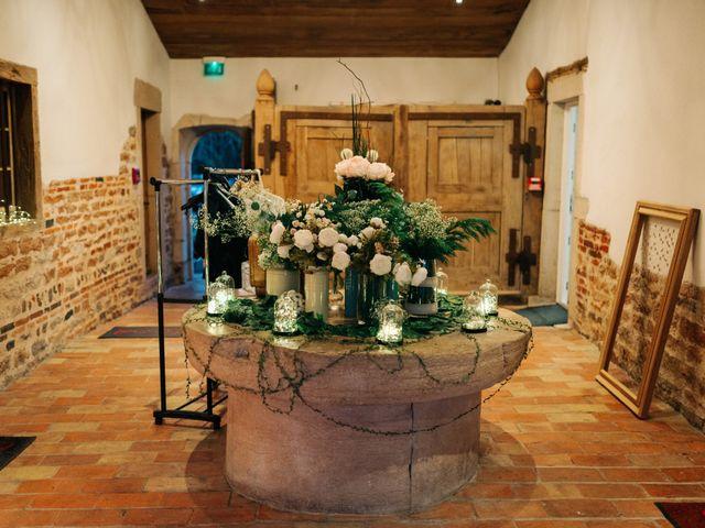 Le mariage de Alexandre et Emilie à Vonnas, Ain 39