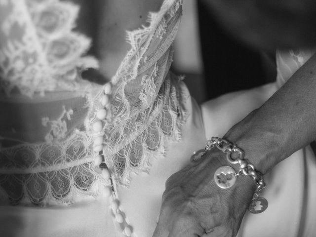 Le mariage de Alexandre et Emilie à Vonnas, Ain 34
