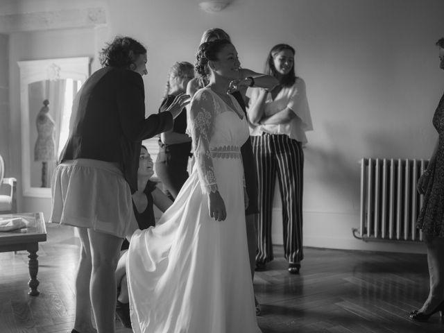 Le mariage de Alexandre et Emilie à Vonnas, Ain 43