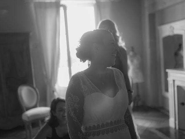 Le mariage de Alexandre et Emilie à Vonnas, Ain 48