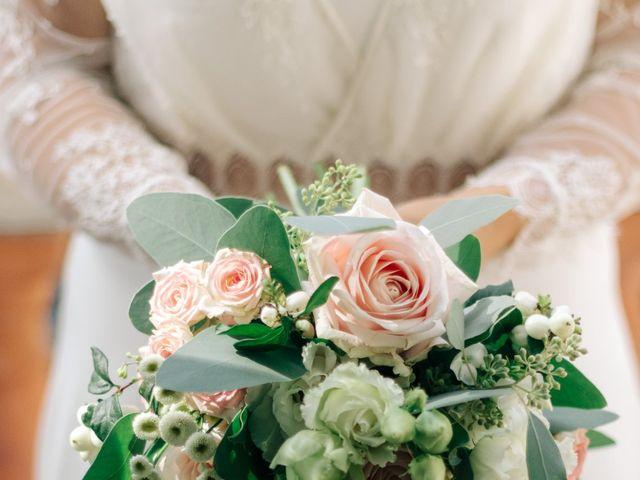 Le mariage de Alexandre et Emilie à Vonnas, Ain 64