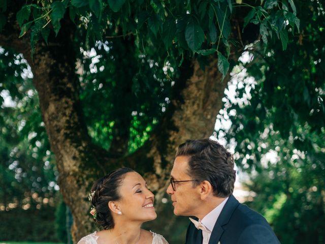 Le mariage de Alexandre et Emilie à Vonnas, Ain 70