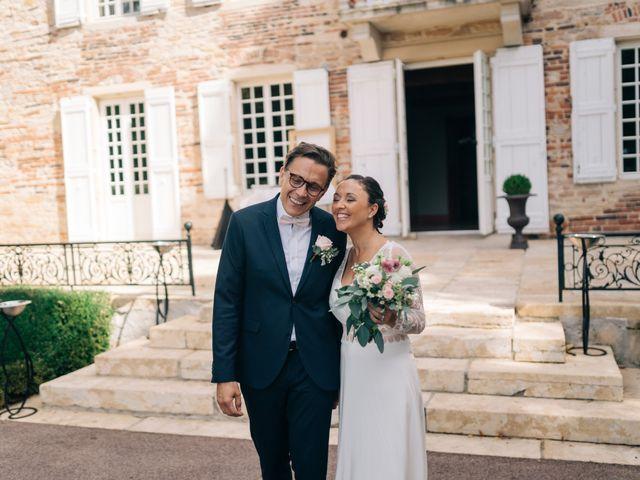 Le mariage de Alexandre et Emilie à Vonnas, Ain 74