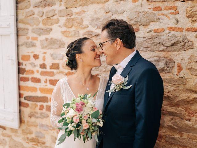 Le mariage de Alexandre et Emilie à Vonnas, Ain 76