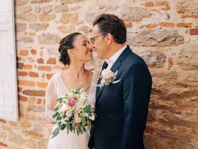 Le mariage de Alexandre et Emilie à Vonnas, Ain 77