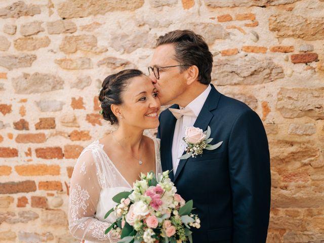 Le mariage de Alexandre et Emilie à Vonnas, Ain 78