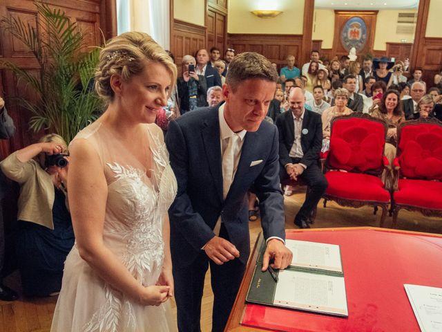 Le mariage de Frédérique et Damien