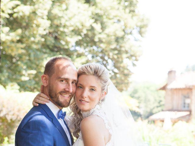 Le mariage de Romain et jenny à Limoges, Haute-Vienne 3