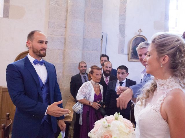 Le mariage de Romain et jenny à Limoges, Haute-Vienne 8