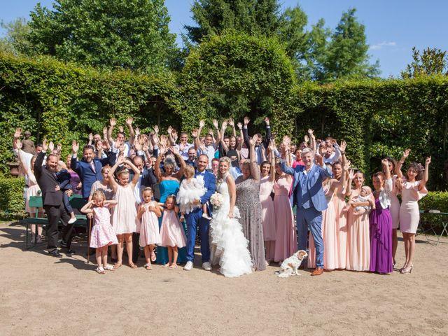 Le mariage de Romain et jenny à Limoges, Haute-Vienne 36
