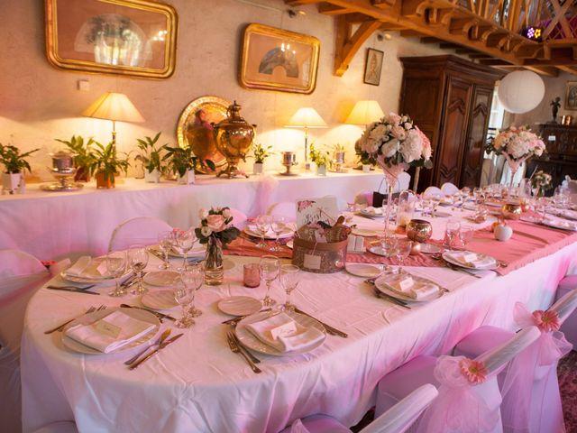 Le mariage de Romain et jenny à Limoges, Haute-Vienne 43