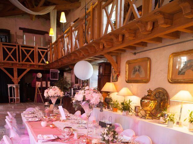 Le mariage de Romain et jenny à Limoges, Haute-Vienne 45