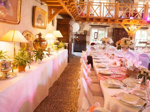 Le mariage de Romain et jenny à Limoges, Haute-Vienne 48