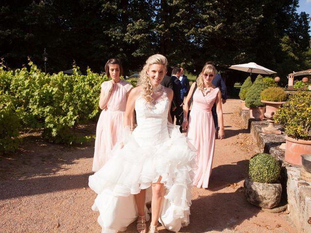 Le mariage de Romain et jenny à Limoges, Haute-Vienne 55