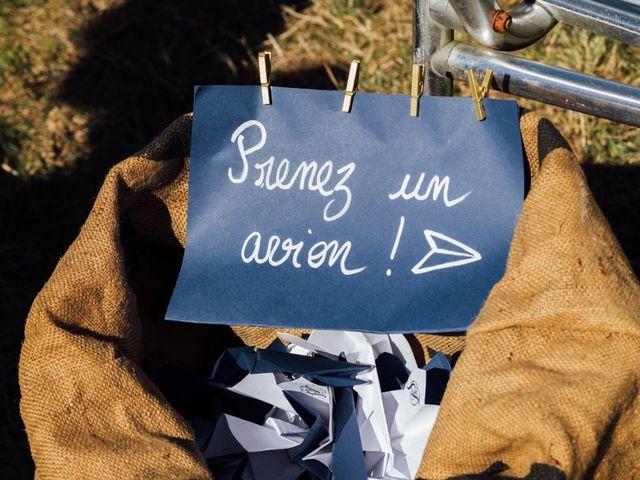 Le mariage de Laurent et Sophie à Jaujac, Ardèche 23
