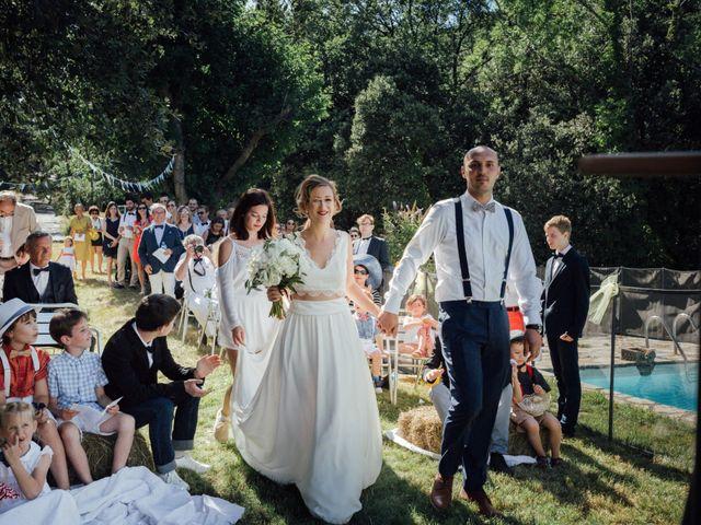 Le mariage de Laurent et Sophie à Jaujac, Ardèche 24