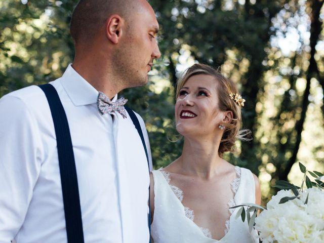 Le mariage de Laurent et Sophie à Jaujac, Ardèche 26