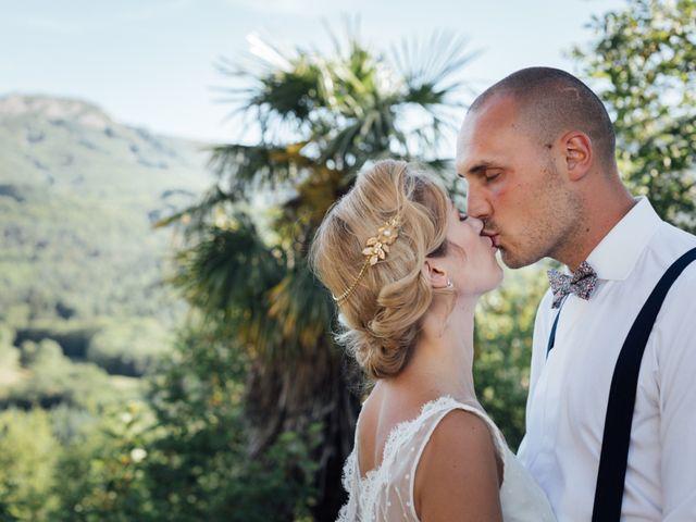Le mariage de Laurent et Sophie à Jaujac, Ardèche 28