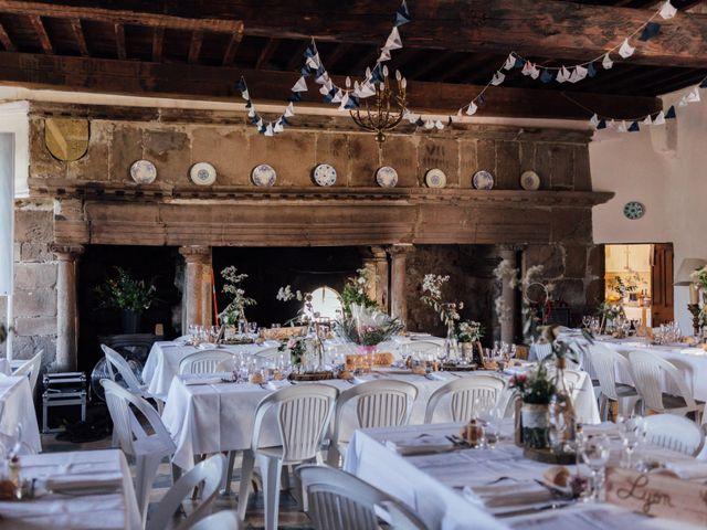 Le mariage de Laurent et Sophie à Jaujac, Ardèche 29