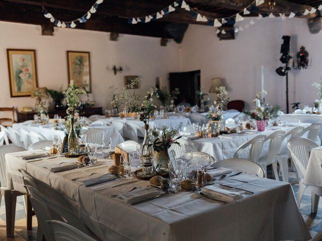 Le mariage de Laurent et Sophie à Jaujac, Ardèche 30
