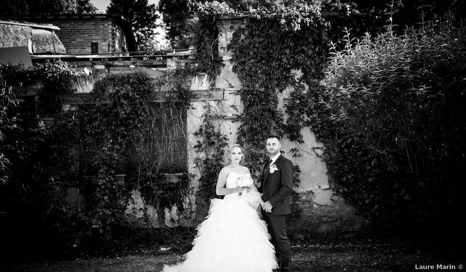 Le mariage de Thomas et Tatiana à Lavaur, Tarn