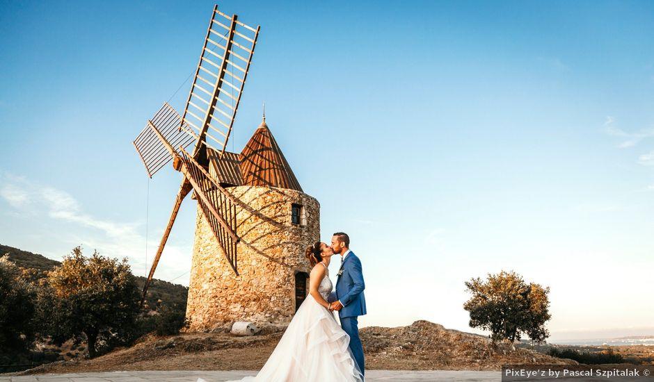 Le mariage de Laurent et Laurie à Grimaud, Var