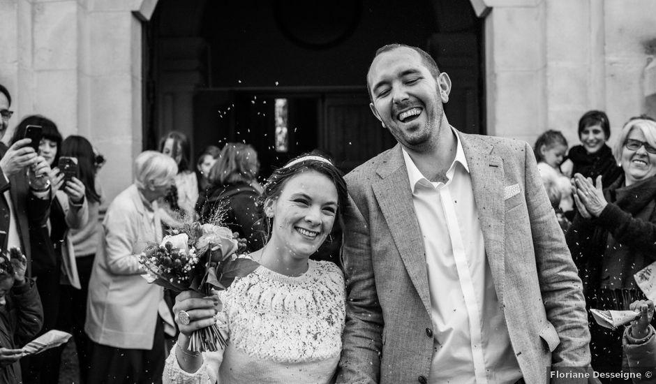 Le mariage de Denis et Aurélie à Thizy, Rhône