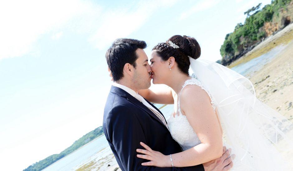 Le mariage de Samuel et Marion à Paimpol, Côtes d'Armor