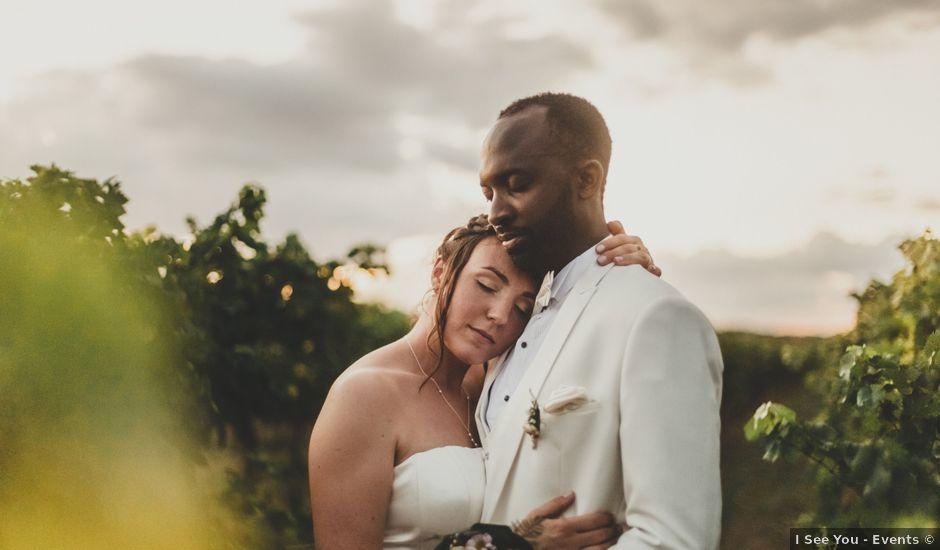 Le mariage de Yannick et Cannelle à Pignan, Hérault