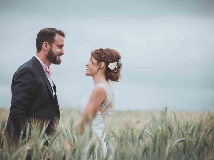 Le mariage de Marion et Johan