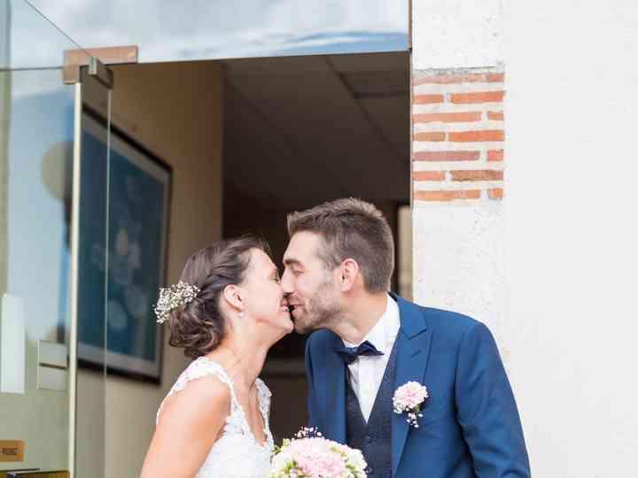 Le mariage de Mélanie et Florian