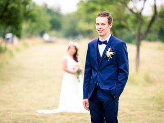 Le mariage de Amandine et Ghislain 1