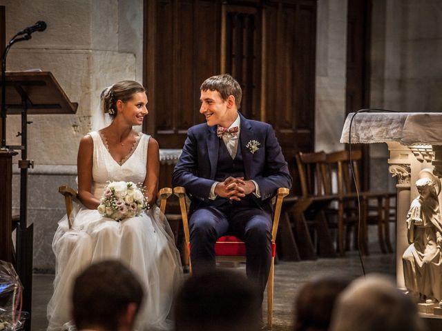 Le mariage de Arthur et Elodie à Saint-Galmier, Loire 1