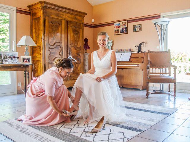 Le mariage de Arthur et Elodie à Saint-Galmier, Loire 21