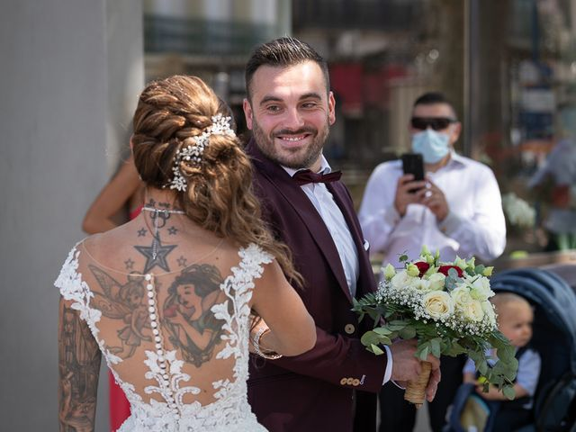 Le mariage de Maxime et Vanessa à Marseillan, Hérault 34
