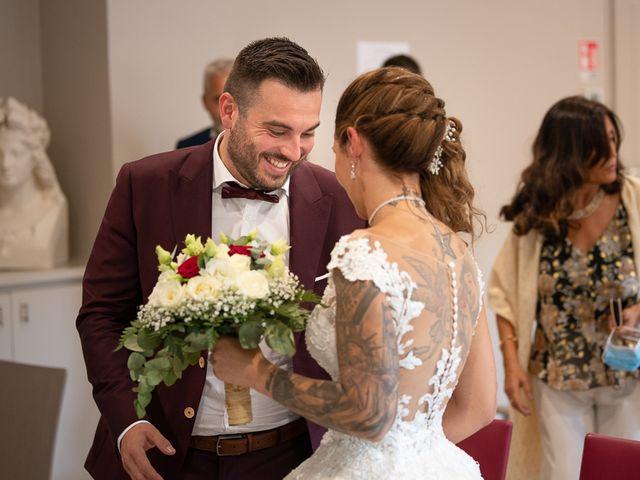 Le mariage de Maxime et Vanessa à Marseillan, Hérault 40