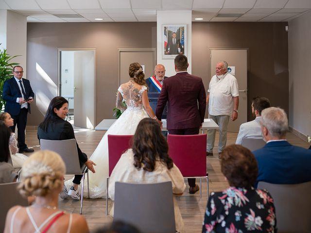 Le mariage de Maxime et Vanessa à Marseillan, Hérault 42