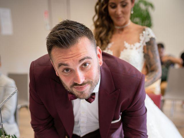 Le mariage de Maxime et Vanessa à Marseillan, Hérault 45
