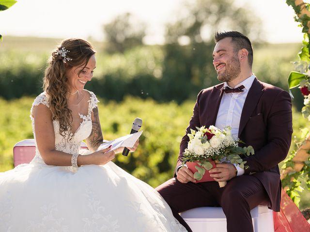 Le mariage de Maxime et Vanessa à Marseillan, Hérault 54